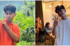 Dimas Ahmad ubah warna rambut, gayanya bak oppa Korea