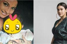 9 Potret masa kecil Kajol, gaya rambutnya curi perhatian