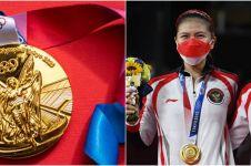 10 Negara ganjar bonus besar untuk atlet juara Olimpiade Tokyo
