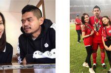 Rayakan anniversary, ini 7 potret lawas pernikahan Bambang Pamungkas