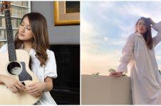 7 Momen wisuda Amanda Caesa anak Parto, dirayakan sederhana