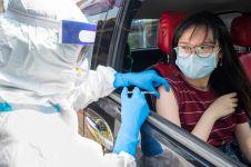 Demi pandemi terkendali, vaksinasi nasional terus diakselerasi
