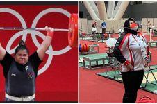 Diejek soal fisik, respons lifter Nurul Akmal bikin salut