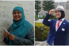 Kisah Qomarul Lailah, guru SD yang sukses jadi wasit Olimpiade Tokyo