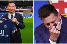 5 Fakta menarik kepindahan Messi ke PSG, gaji sampai nomor punggung