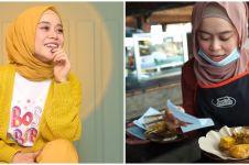9 Potret rumah makan Lesty Kejora, selalu ramai pengunjung