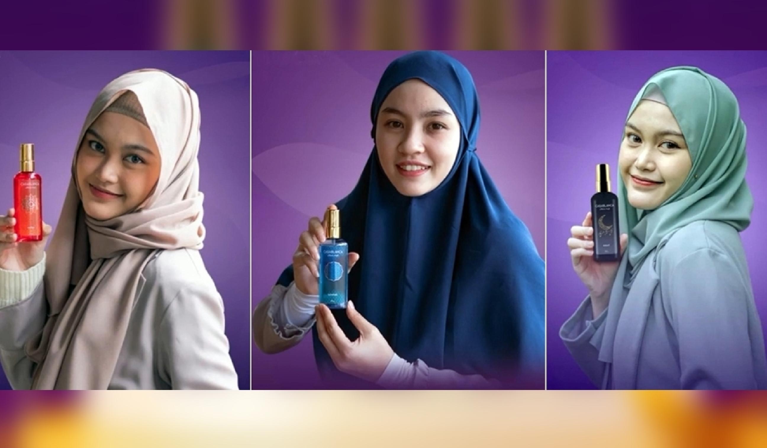 5 Parfum dengan aroma menyegarkan, kandungan bahannya halal lho