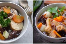 11 Resep sup kimlo, gurih, segar, dan cocok buat makan siang