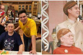 9 Potret rumah orang tua Baim Wong, bernuansa serba cokelat