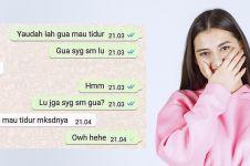 11 Chat lucu dikira bilang sayang ini endingnya nyesek banget, duh!