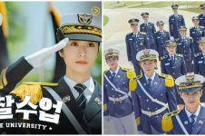 Sinopsis Police University, drama Korea tentang detektif yang kocak