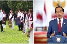 Ini rincian bonus dari Jokowi bagi atlet peraih medali Olimpiade Tokyo