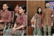 9 Momen ulang tahun Agus Yudhoyono, dekorasinya bertema basketball