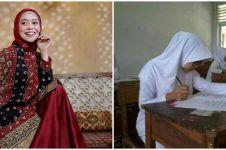 Jadi bintang sekolah, ini 9 potret lawas Lesty Kejora saat SMP