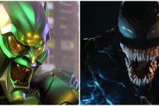 7 Penampakan asli musuh Spider-Man, buas dan mengerikan