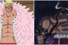 7 Musuh terberat Luffy di One Piece, hampir bikin mati dan kewalahan