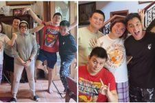 Jarang tersorot, ini 7 momen kebersamaan Baim Wong dan kakaknya