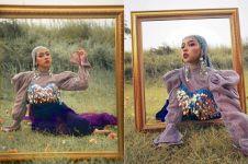 Jinan Laetitia kembali rilis single anyar pop quirky dan eksentrik