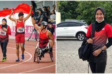 Perjuangan Putri Aulia atlet Paralympic salah satu pelari terbaik Asia