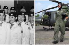 Cerita inspiratif 4 srikandi Paskibraka kini jadi perwira TNI-Polri