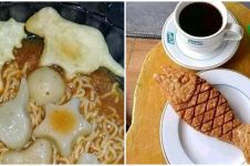 13 Ide kreatif bikin bentuk makanan ini uniknya niat abis