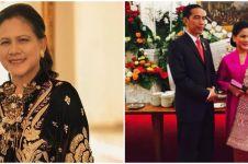 7 Gaya Iriana Jokowi saat HUT RI dari tahun ke tahun, tampil anggun