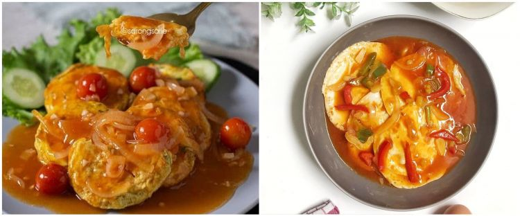 11 Sweet and sour egg recipes, delicious and suitable for lunch