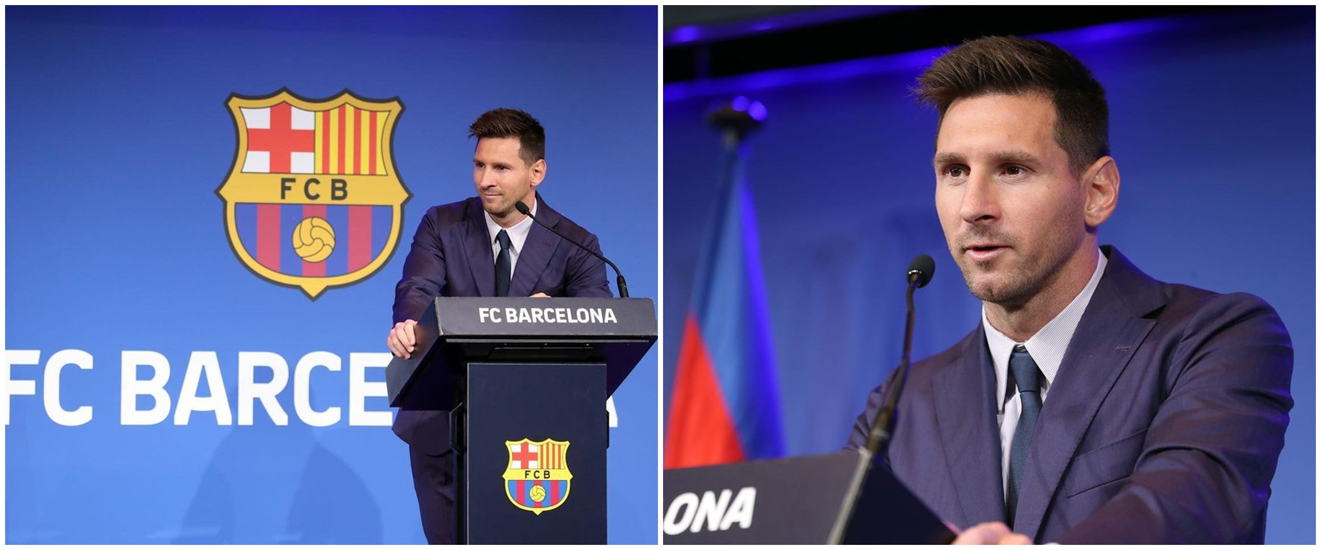 Tisu bekas tangis Lionel Messi laku Rp 14 M, diklaim ada gen spesial