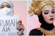 Aksi wanita bikin video soal kondisi Indonesia, bikin tertohok