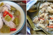 11 Resep garang asem ayam kampung, segar dan manjain lidah