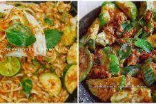 9 Resep kreasi karedok, enak, segar, dan cocok buat makan siang