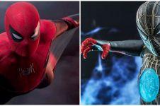 5 Potret kostum Spider-man dalam Marvel Cinematic Universe