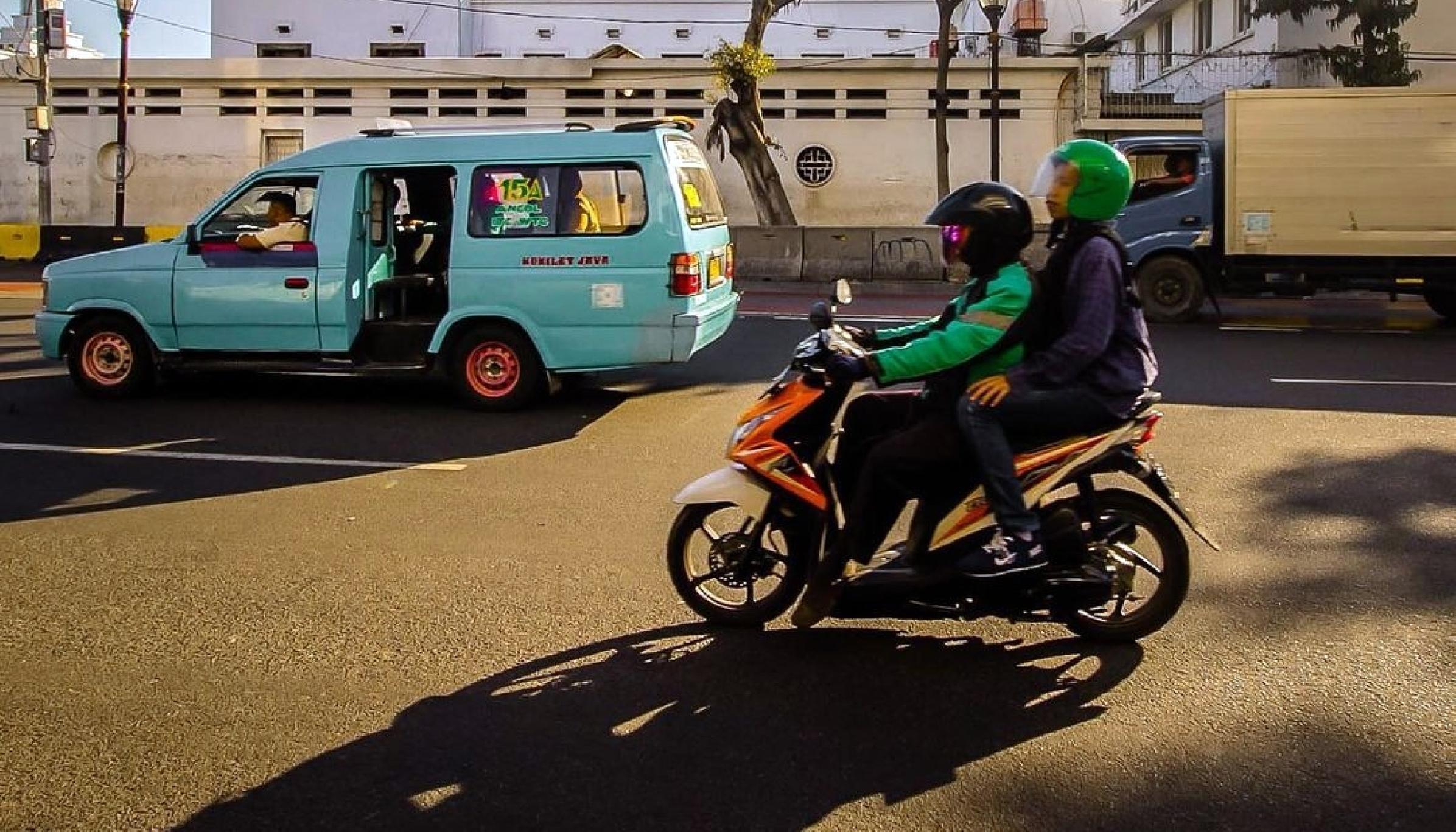Kolaborasi Julo & GrabModal bantu mitra pengemudi dapat kredit digital