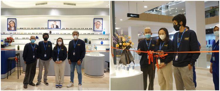 Lebarkan sayap, HSF Eyewear kembali buka gerai di Gandaria City