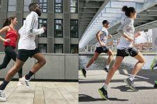 5 Fakta sepatu teknologi 4D yang didesain mendukung pelari terus maju