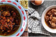 9 Resep rawon ayam, empuk dan gurih bisa buat ide makan siang
