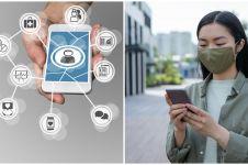 Skrining Covid-19 mudah berbasis aplikasi, 6 sektor jadi prioritas