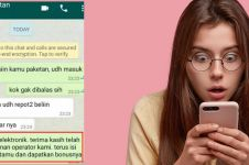 11 Chat lucu ketahuan pacar ini endingnya bikin auto ngeles