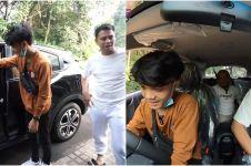 11 Momen Raffi Ahmad beri mobil ke Ucok Baba, dibuat seolah prank