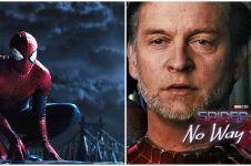 7 Kabar baru Tobey Maguire 'Spider-Man', comeback usai vakum 7 tahun