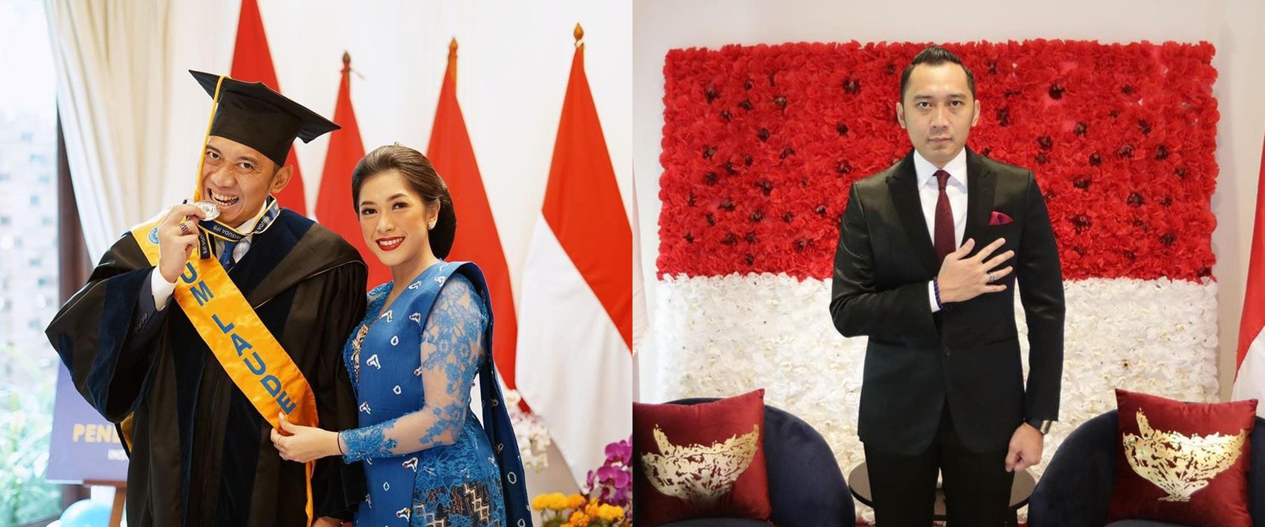 7 Momen Ibas Yudhoyono wisuda doktor di IPB, raih IPK 4