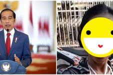 Ibu ini disebut mirip Jokowi, warganet usul untuk diundang ke Istana