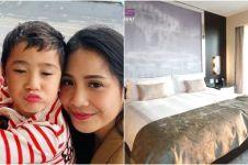 9 Potret kamar hotel Raffi Ahmad di Turki, view indah benua Asia-Eropa