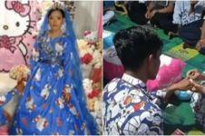 7 Konsep pernikahan lucu di Indonesia ini bikin tepuk jidat