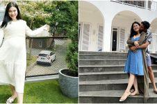 9 Gaya outfit hamil ala Felicya Angelista, simpel namun tetap stylish