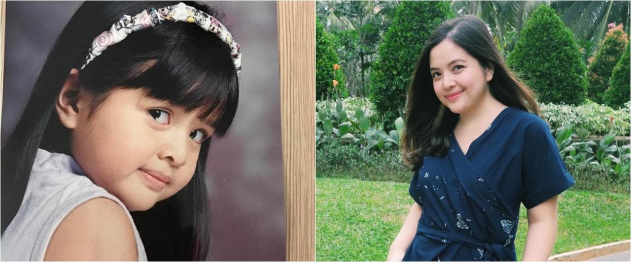 7 Potret lawas ulang tahun Tasya Kamila, gaya Rossa bikin pangling