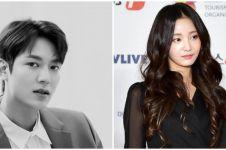 Lee Min-ho dan Yeonwoo eks Momoland dilaporkan berkencan oleh Dispatch