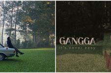 """Nikmati patah hati lewat album perdana Gangga """"It's Never Easy"""""""