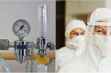 Dukung penanganan Covid-19, Indomilk bagi 100 unit oxygen concentrator