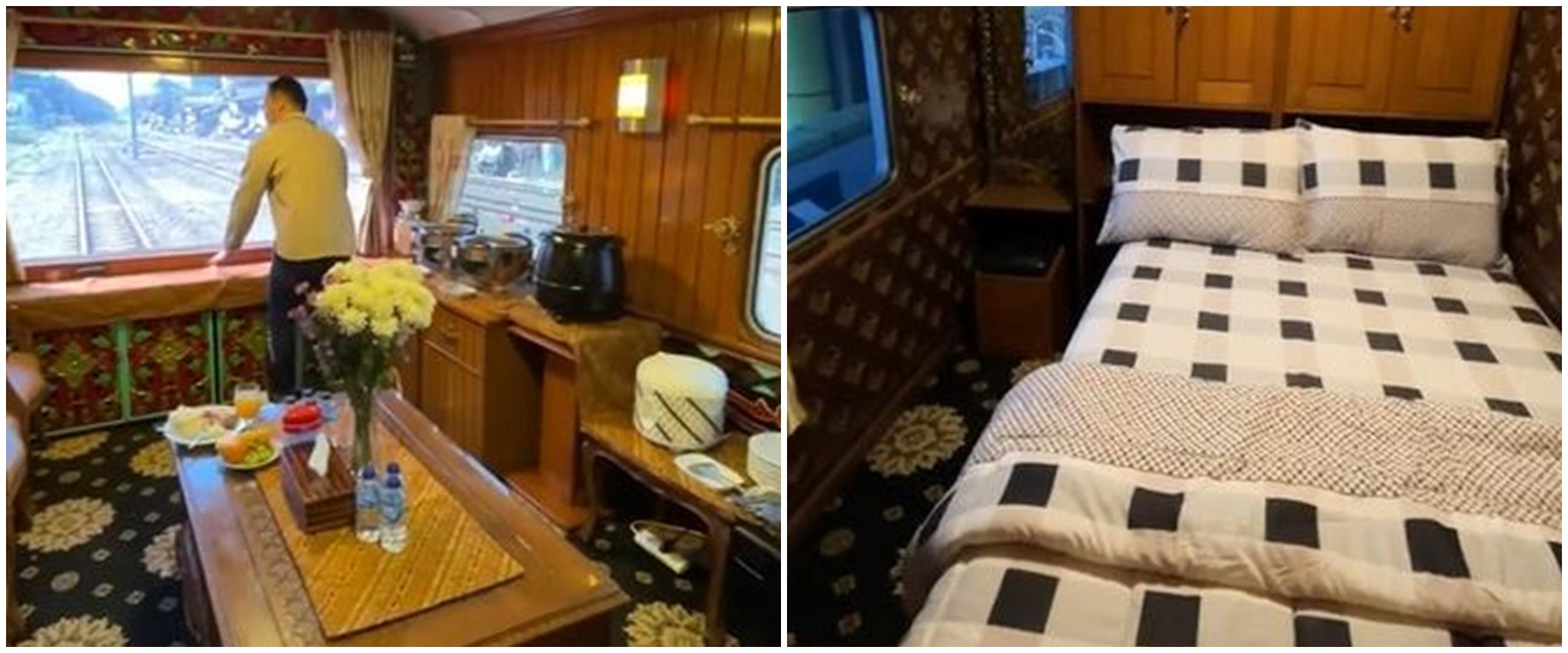 Pria beli tiket kereta Bandung-Yogyakarta Rp 25 juta, ini fasilitasnya